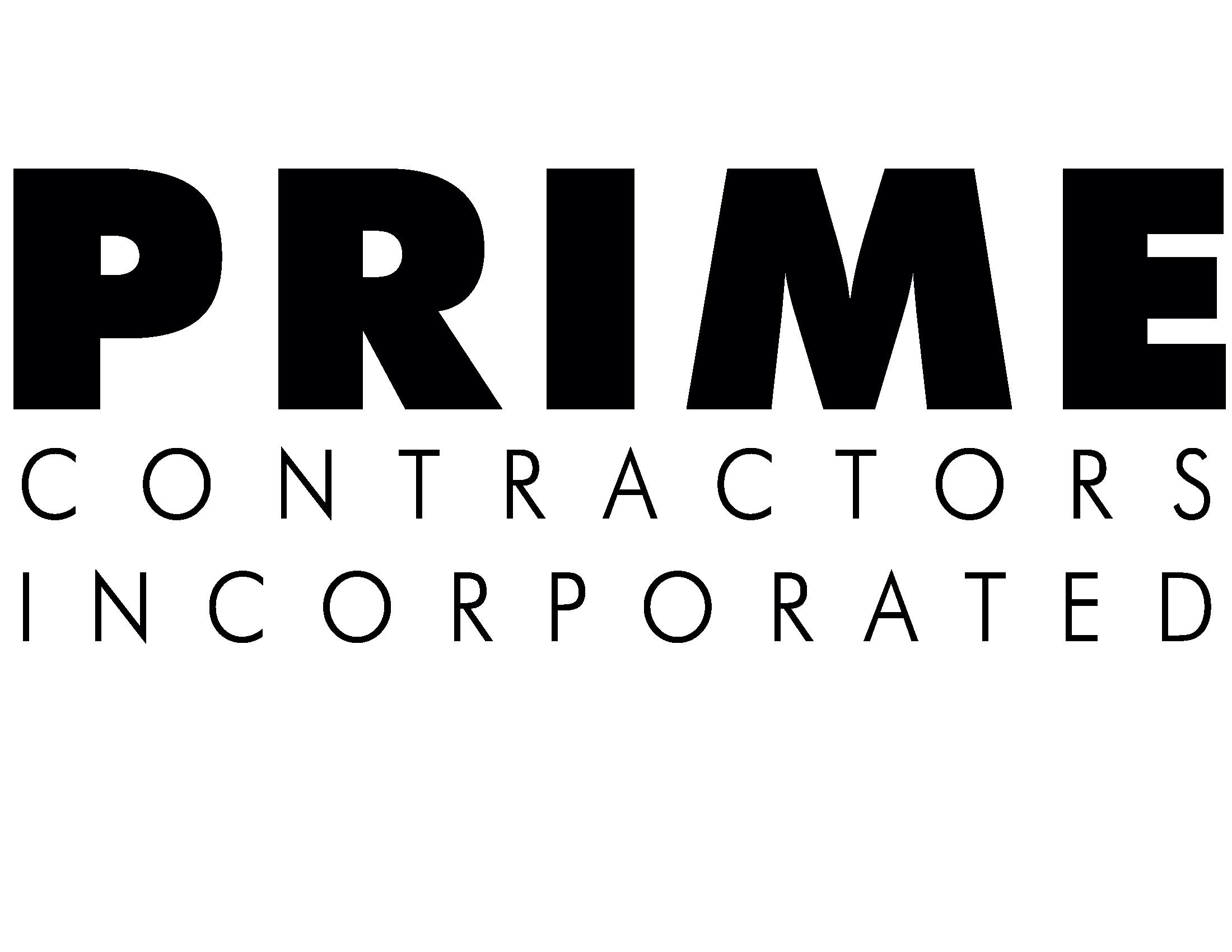 prime contractors